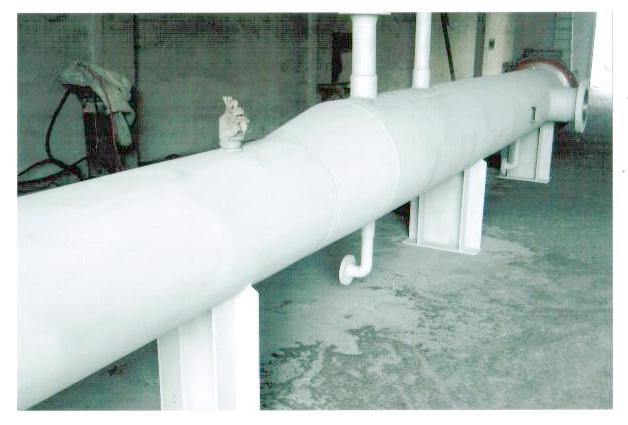 喷锌加工的防腐作用和优势表现